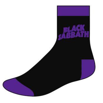 SUKAT - BLACK SABBATH WAVY LOGO