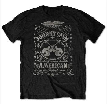 T-PAITA - JOHNNY CASH - AMERICAN REBEL