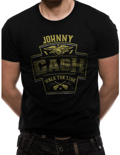 T-PAITA - JOHNNY CASH - WALK THE LINE (LF8409)