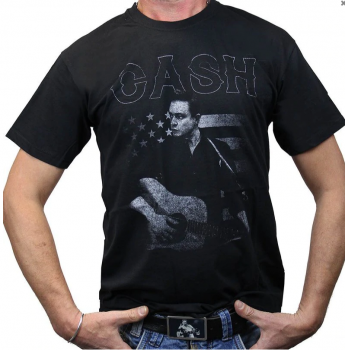 T-PAITA - JOHNNY CASH - GUITAR AMERICAN (LF8546)