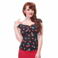 Mainline Dolores 50s Cherry  - COLLECTIF