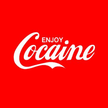 HUPPARI - COKAINE punainen
