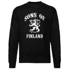 COLLEGE SONS OF FINLAND musta