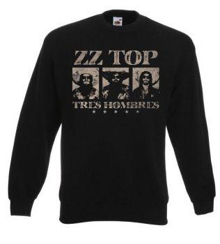 COLLEGEPAITA - TRES HOMBRES - ZZ TOP (LF9073)
