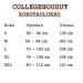 Collegehousu - Leijona suomi (86904)