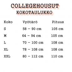 Collegehousu - Pontiac (86941)