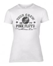 T-PAITA - TOUR CREW (GIRLIE) - PINK FLOYD (LF8153)