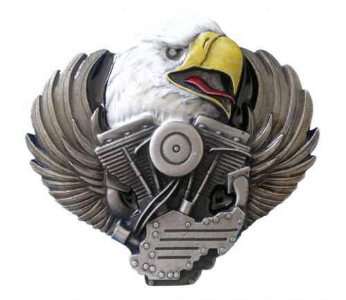 VYÖNSOLKI - EAGLE HEAD ON ENGINE