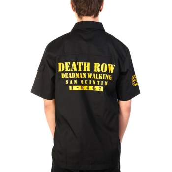 KAULUSPAITA - Deathrow Shirt - BANNED