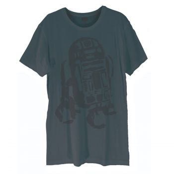 T-PAITA - STAR WARS - R2D2 BLUEPRINT (LF8387)