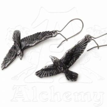 KORVAKORU - Black Raven - ALCHEMY (E333)