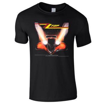 T-PAITA - ELIMINATOR - ZZ TOP (LF8311)