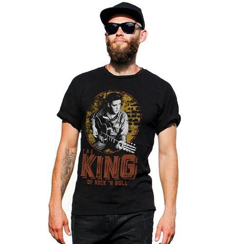T-PAITA - ELVIS PRESLEY - THE KING OF ROCK 'N ROLL (83580)