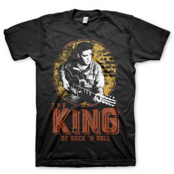 T-PAITA - ELVIS PRESLEY - THE KING OF ROCK 'N ROLL (83580)