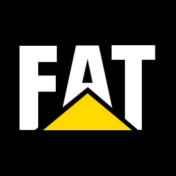 PARODIA T-PAITA FAT musta