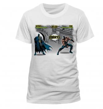T-PAITA - BATMAN - FIGHT (LF8540)