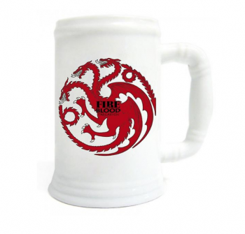 TUOPPI - GAME OF THRONES - FIRE AND BLOOD (LF40002)