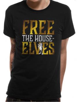 T-PAITA - HARRY POTTER - FREE THE HOUSE ELVES (LF8395)