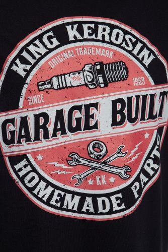 King Kerosin - T-paita - Garage Built
