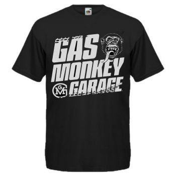 T-PAITA - GARAGE TIRE - GAS MONKEY (GMG017)
