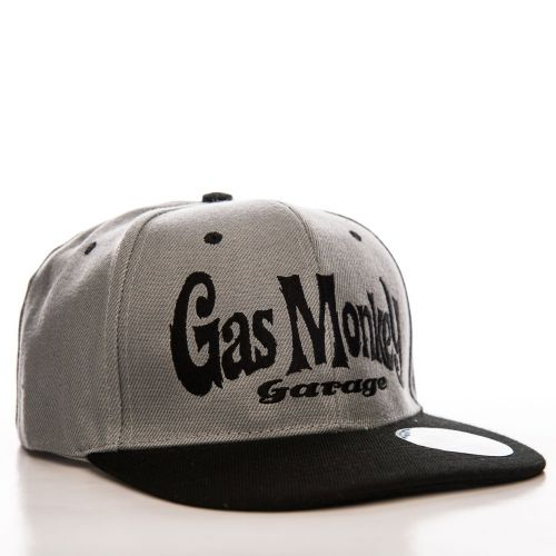 LIPPIS - HARMAA LOGO - GAS MONKEY