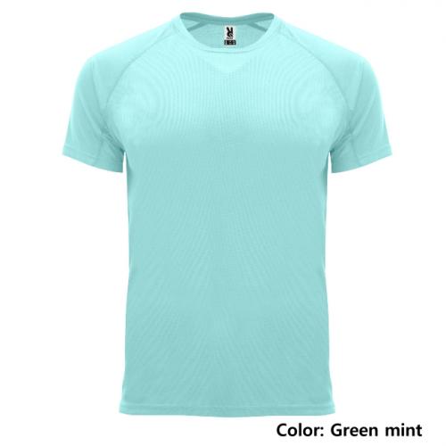 TEKNINEN T-PAITA ROLY    (Green mint)