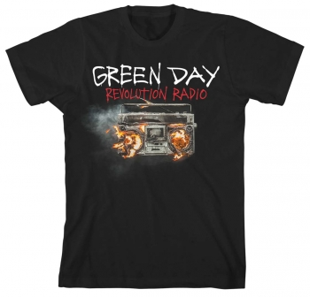 T-PAITA - GREEN DAY - REVOLUTION RADIO (LF8254)