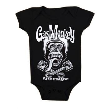 VAUVAN BODY - GMG BIKER MONKEY BABY BODY - GAS MONKEY