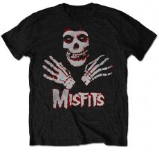 T-PAITA - MISFITS - HANDS (LF8460)