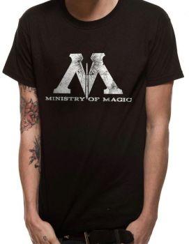T-PAITA - HARRY POTTER - MINISTRY OF MAGIC (LF8535)