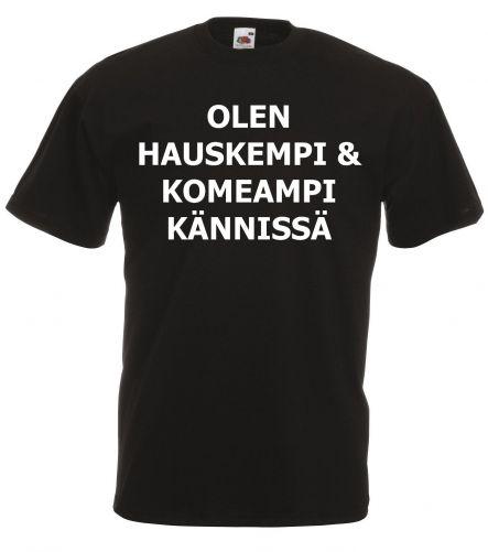 T-PAITA - HAUSKEMPI & KOMEAMPI