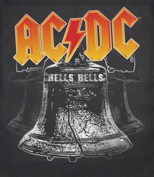 JUMBO PATCH - HELLS BELLS - AC/DC (LF7102)