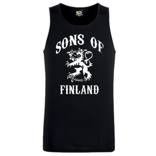 MIESTEN HIHATON  TREENIPAITA - SONS OF FINLAND