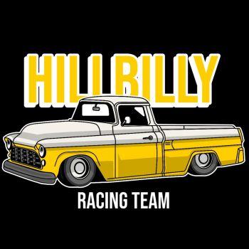 HUPPARI musta - HILLBILLY - SPEED KINGS