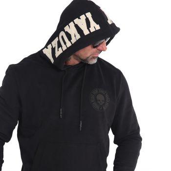 YAKUZA - 893App Hoodie - HUPPARI musta