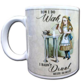 MUKI - Alice in Wonderland - HOW DO I WISH