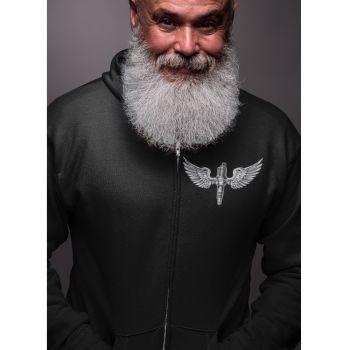 AUTHENTIC VETOKETJUHUPPARI  musta - BIGGER SPARK (559A)