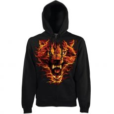 COLLEGEPUKU - FLAMING WOLF