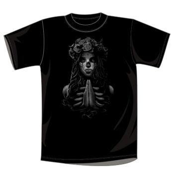 T-PAITA mu HALLOWEEN PRAY GIRL (557A)