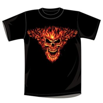 T-PAITA mu HALLOWEEN RAGING INFERNO (492)