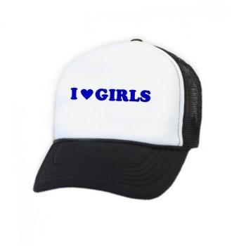 VERKKOPERÄLIPPIS - I LOVE GIRLS