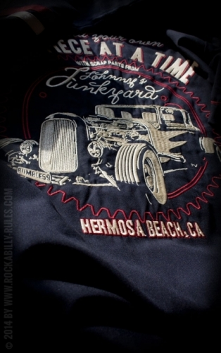 ISOT KOOT - KAULUSPAITA - Lounge Shirt Johnny's Junkyard