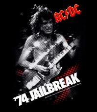 JUMBO PATCH - JAILBREAK - AC/DC (LF7103)
