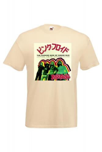 T-PAITA  - PINK FLOYD JAPAN (LUONNONVALK.) (80A426)