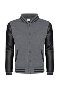 LETTERMAN BASEBALL COLLEGETAKKI Charcoal - Black