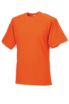 HEAVY DUTY T-PAITA ORANGE