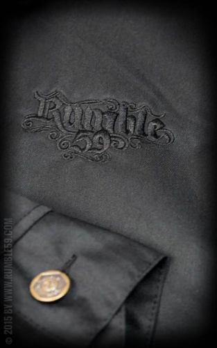 RUMBLE59 - Workerjacket Johnny's Junkyard