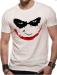 T-PAITA - BATMAN - JOKER SMILE OUTLINE (LF8470)