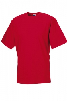 HEAVY DUTY T-PAITA RED