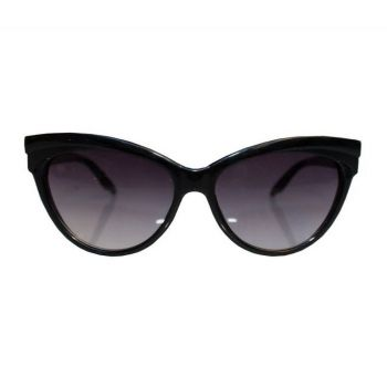 AURINKOLASIT - JUDY CLASSIC 50S SUNGLASSES BLACK - COLLECTIF